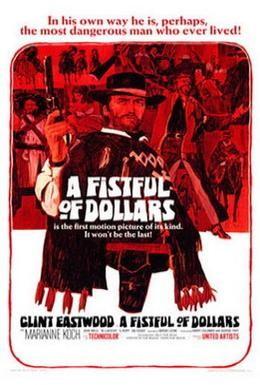 Постер фильма За пригоршню долларов (1964)