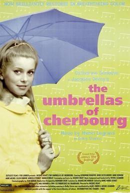 Постер фильма Шербургские зонтики (1964)