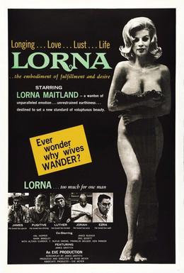 Постер фильма Лорна (1964)