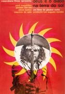 Бог и дьявол на земле солнца (1964)