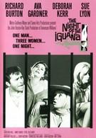 Ночь игуаны (1964)