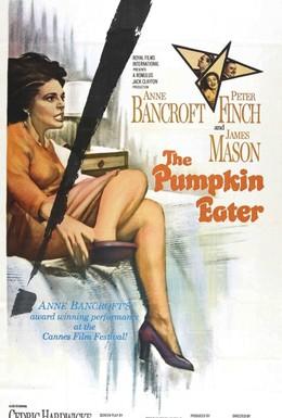 Постер фильма Пожиратель тыкв (1964)