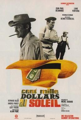 Постер фильма Сто тысяч долларов на солнце (1964)