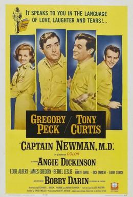 Постер фильма Капитан Ньюмэн, доктор медицины (1963)