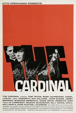 Постер фильма Кардинал (1963)