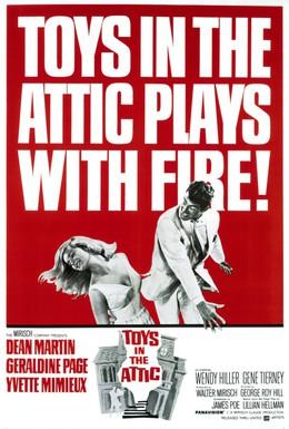 Постер фильма Игрушки на чердаке (1963)