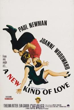 Постер фильма Новый вид любви (1963)