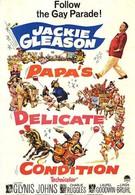 Деликатное состояние папы (1963)
