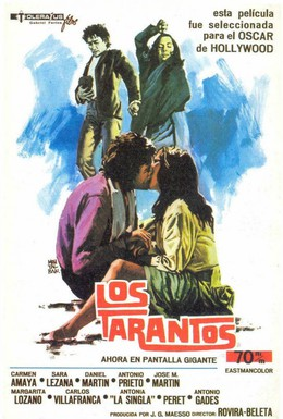 Постер фильма Тарантос (1963)