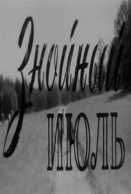 Постер фильма Знойный июль (1965)