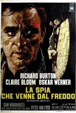 Постер фильма Шпион, пришедший с холода (1965)