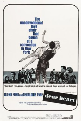 Постер фильма Дорогое сердце (1964)