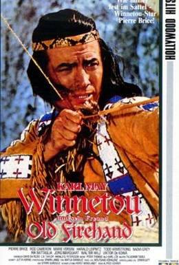 Постер фильма Громовержец и Виннету (1966)