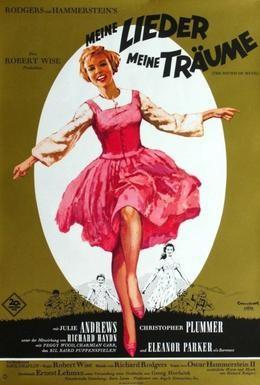 Постер фильма Звуки музыки (1965)
