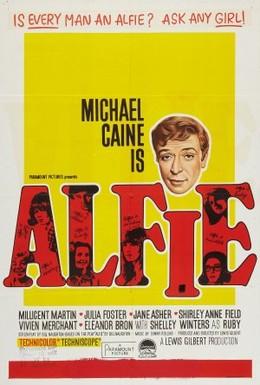 Постер фильма Элфи (1966)