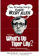 Что случилось, тигровая лилия? (1966)