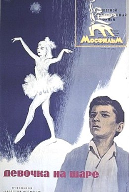 Постер фильма Девочка на шаре (1966)
