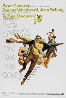 Постер фильма Прекрасное безумие (1966)