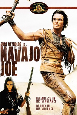Постер фильма Навахо Джо (1966)