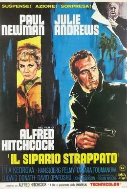 Постер фильма Разорванный занавес (1966)