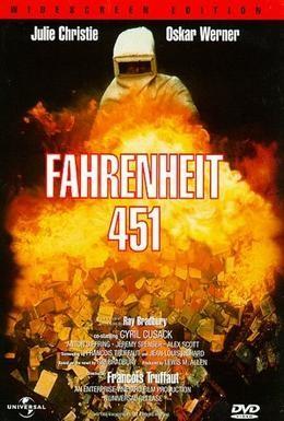 Постер фильма 451º по Фаренгейту (1966)