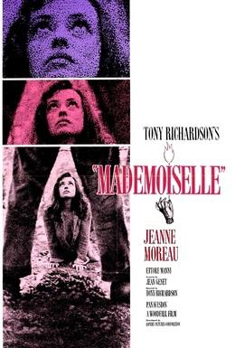 Постер фильма Мадемуазель (1966)