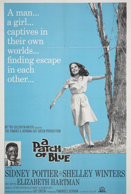 Постер фильма Клочок синевы (1965)