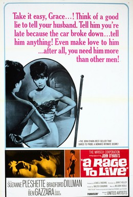 Постер фильма Жизнь на всю катушку (1965)