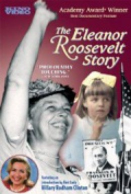 Постер фильма История Элеоноры Рузвельт (1965)