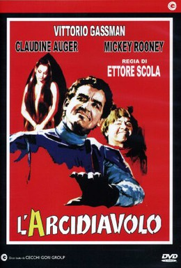 Постер фильма Архидьявол (1966)