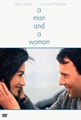 Постер фильма Мужчина и женщина (1966)