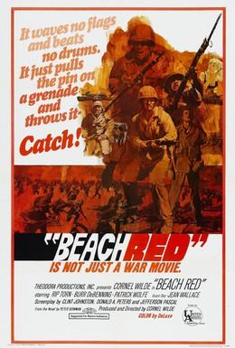 Постер фильма Красный берег (1967)