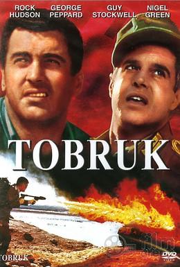 Постер фильма Тобрук (1967)