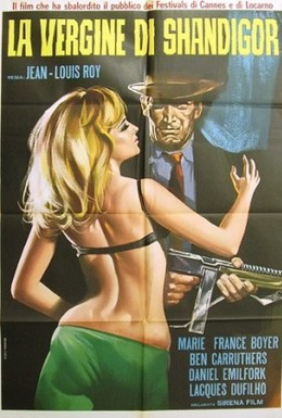 Постер фильма Незнакомец из Шандигора (1967)