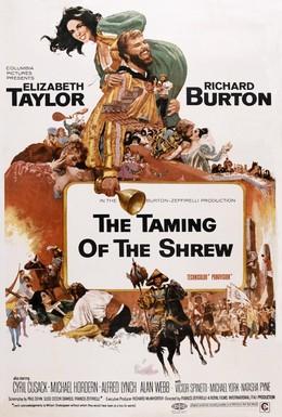 Постер фильма Укрощение строптивой (1967)