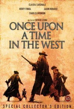 Постер фильма Однажды на Диком Западе (1968)
