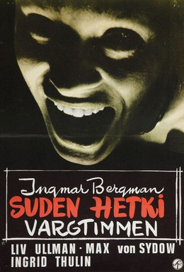 Постер фильма Час волка (1968)