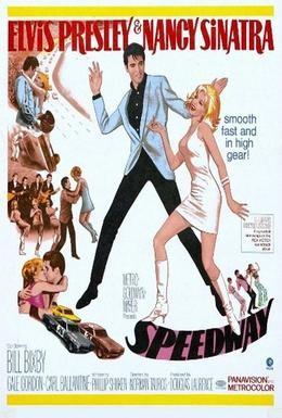 Постер фильма Спидвей (1968)