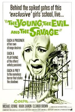 Постер фильма Голая...если мертвая (1968)