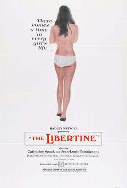 Постер фильма Распутница (1968)