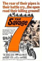Дикая семерка (1968)
