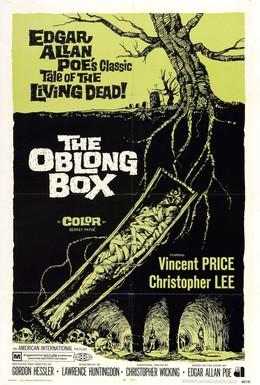 Постер фильма Продолговатый ящик (1969)