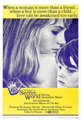 Постер фильма Тайный мир (1969)