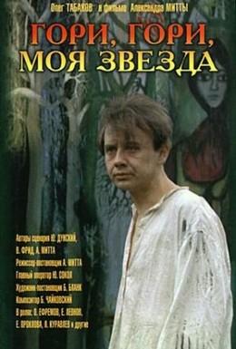 Постер фильма Гори, гори, моя звезда (1969)