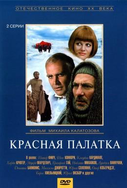 Постер фильма Красная палатка (1969)