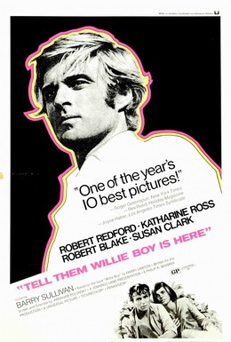 Постер фильма Скажи им, что Билли-Бой здесь (1969)