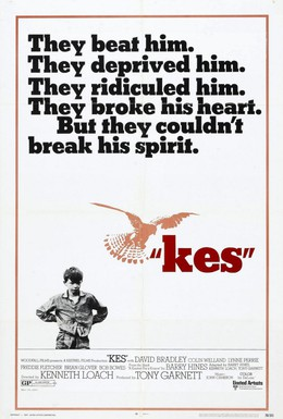 Постер фильма Кес (1969)