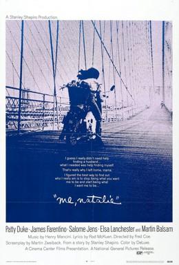 Постер фильма Я, Натали (1969)