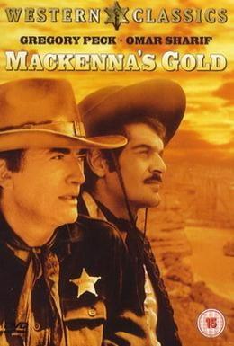 Постер фильма Золото Маккенны (1969)