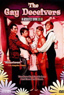 Постер фильма Голубые обманщики (1969)